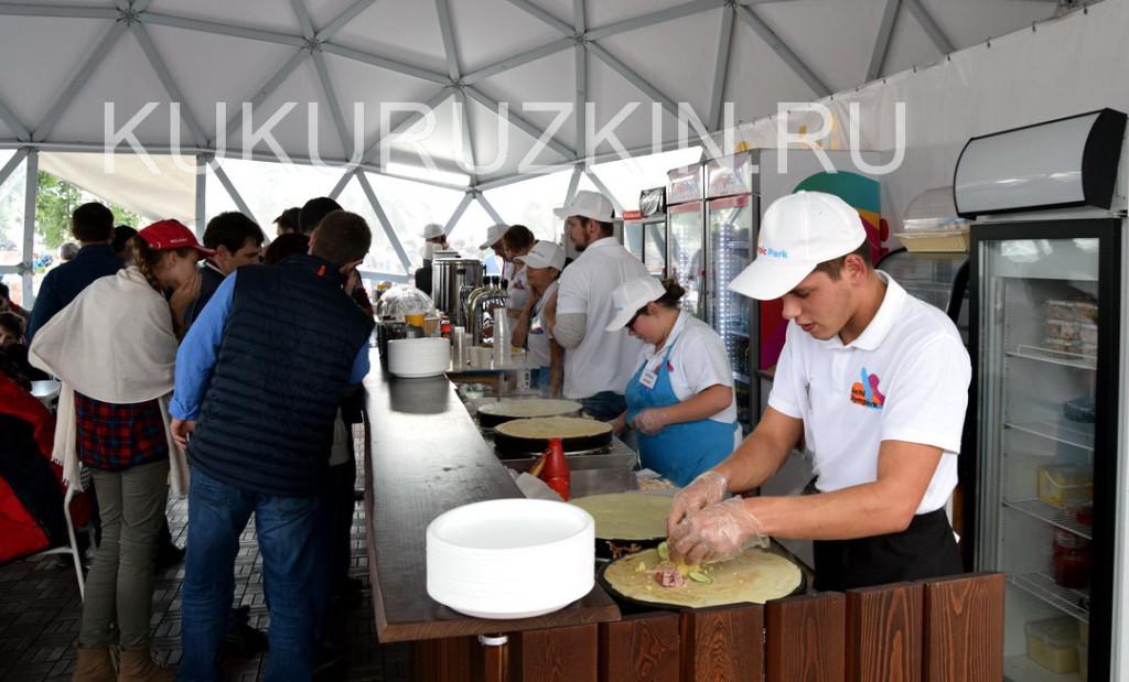 0Кафе-шатер от КУКУРУЗКИН 02
